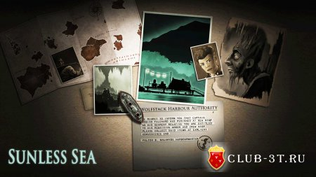 Sunless Sea Trainer version 0.4.1.1.1308 + 12