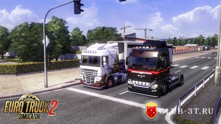 Euro Truck Simulator 2 Trainer version 1.12.1s + 6