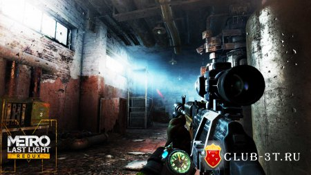 Metro Last Light Redux Trainer version 1.0.0.7 + 15