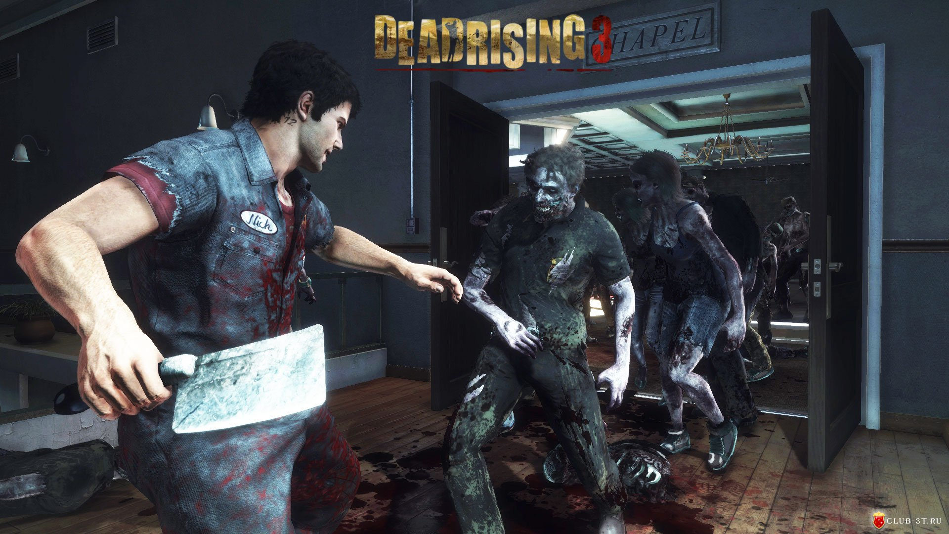 Коды для Dead Rising 2