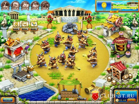 Farm Frenzy Ancient Rome Trainer version 1.0 + 4