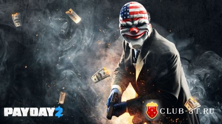 PayDay 2 Trainer version 35.1 + 17