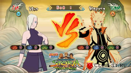 Naruto Shippuden Ultimate Ninja Storm Revolution Trainer version 1.0 + 11