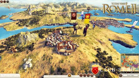 Total War Rome II Emperor Edition Trainer version 2.0.0.13903 + 15