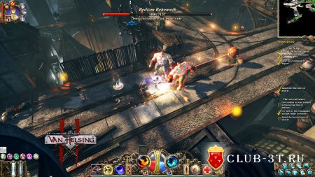 The Incredible Adventures of Van Helsing 2 Трейнер version 1.1.03b 32bit + 16