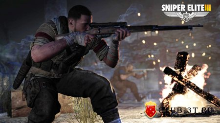Sniper Elite III Trainer version 1.10 + 11