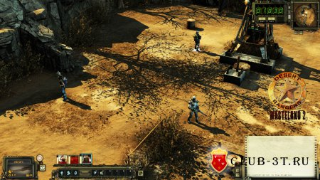 Wasteland 2 Trainer version 19.09.2014 + 6