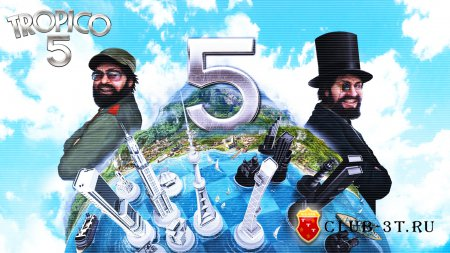 Tropico 5 Trainer version 1.06 + 4