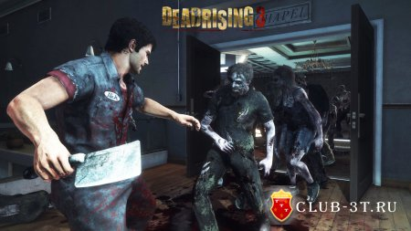 Dead Rising 3 Trainer version 1.1.1 + 25