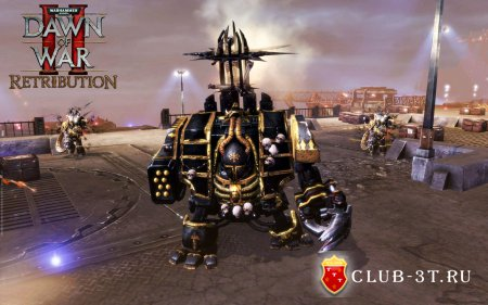 Warhammer 40000 Dawn of War II Retribution Трейнер version 3.19.1.10226 + 3