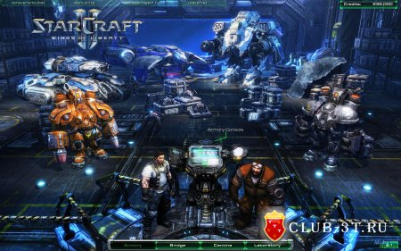 StarCraft 2 Wings of Liberty Trainer version 2.1.4.32283 + 19