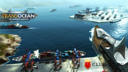 TransOcean The Shipping Company Trainer version 1.0 + 3
