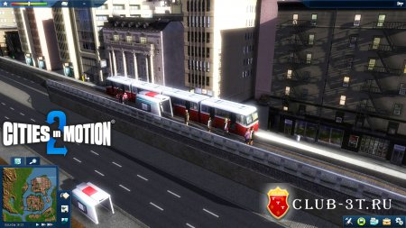 Cities in Motion 2 Trainer version 1.6.2 + 1