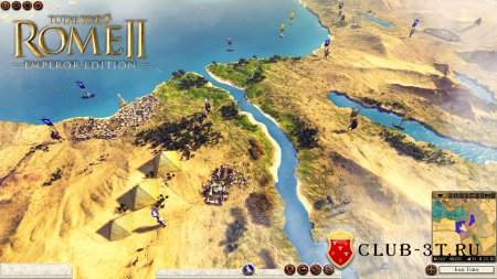 Total War Rome II Emperor Edition Трейнер version 2.0.0.14116 + 15