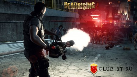 Dead Rising 3 Trainer version 1.3 + 25