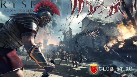 Ryse Son of Rome ������� version 1.0 + 3