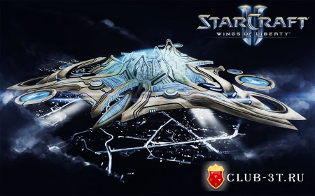 StarCraft 2 Wings of Liberty Трейнер version 2.1.5.32392 + 19