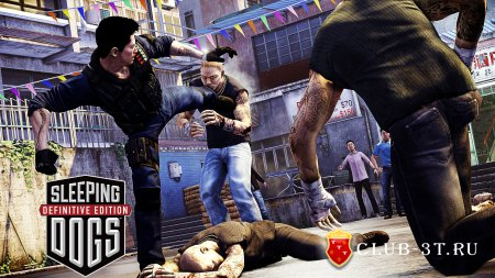 Sleeping Dogs Definitive Edition Трейнер version 1.0 + 4