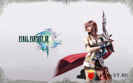 Final Fantasy XIII Trainer version 1.0 + 13
