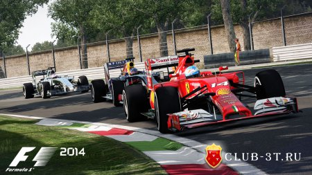 F1 2014 Trainer version 1.0 + 1