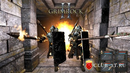Legend of Grimrock 2 Trainer version 2.1.9 + 4