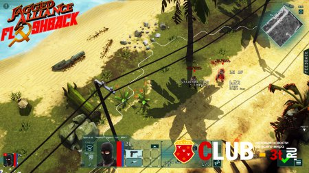 Jagged Alliance Flashback Trainer version 1.0 + 3