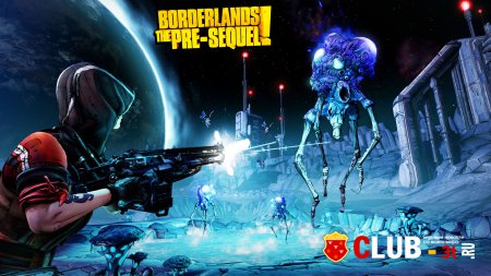 Borderlands The Pre-Sequel Trainer version 1.0 + 28