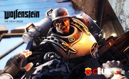 Wolfenstein The New Order Trainer version 1.0.0.2 + 24