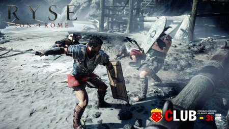 Ryse Son of Rome Trainer version 1.0.0.153 + 5