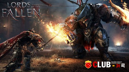 Lords of the Fallen Trainer version 1.1 + 14