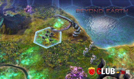 Sid Meier's Civilization Beyond Earth Trainer version 1.0.0.574 + 1