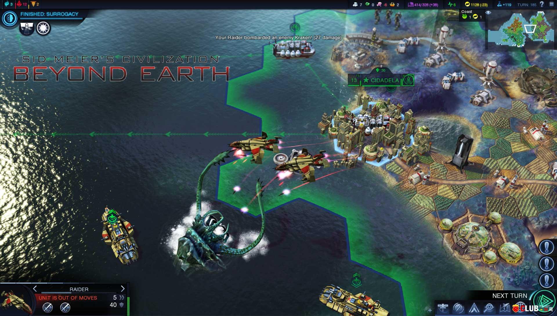 trainer civilization 5