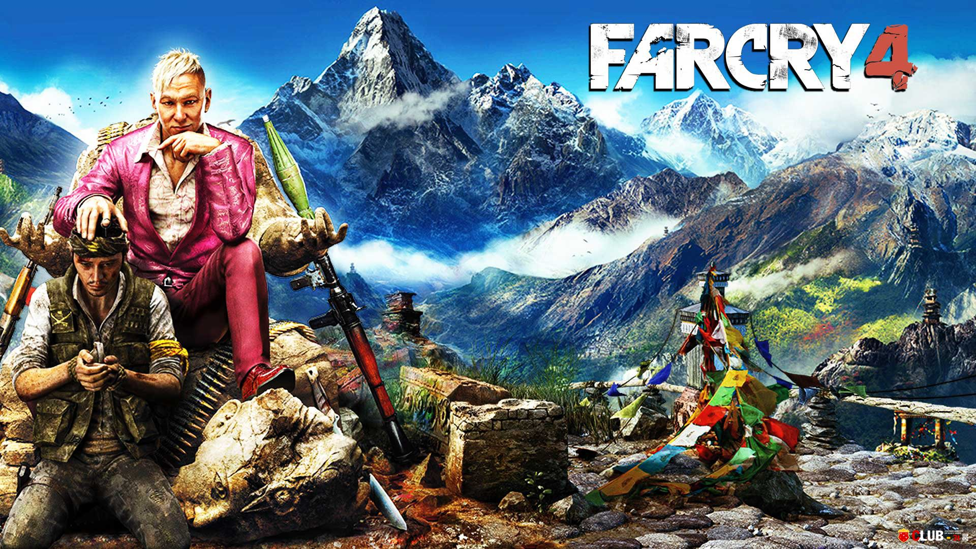 Секрет: Чит-коды и трейнер для Far Cry 4 (PC) - секреты
