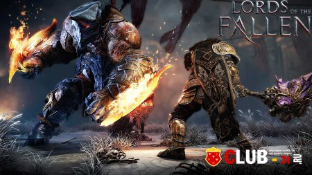 Lords of the Fallen Трейнер version 1.0 + 7