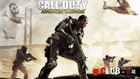 Call of Duty Advanced Warfare Trainer version 1.0 + 8