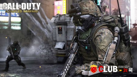 Call of Duty Advanced Warfare Трейнер version 1.1 + 14