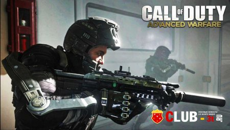 Call of Duty Advanced Warfare Trainer version 1.3 + 16