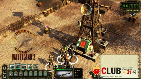 Wasteland 2 Trainer version 59820 + 11