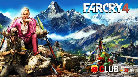 Far Cry 4 Gold Edition Trainer version 1.4.0u2 + 24