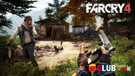 Far Cry 4 Trainer version 1.4.0 + 11