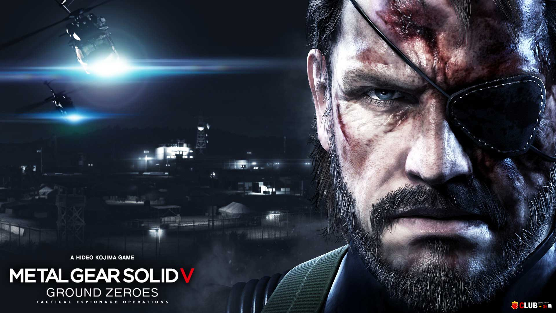 Metal Gear Solid V Ground Zeroes XBOX360 COMPLEX games ...