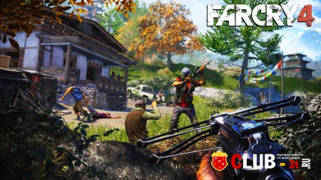 Far Cry 4 Trainer version 1.4.0 + 16