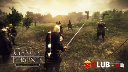 Game of Thrones A Telltale Games Series Trainer version 1.00 + 1