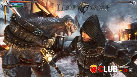 Joe Dever's Lone Wolf HD Remastered Trainer version 1.0 + 10