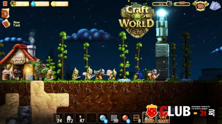 Craft The World Трейнер version 1.0.000 + 5