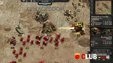 Warhammer 40000 Armageddon Trainer version 1.0 + 5