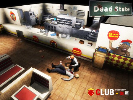 Dead State Trainer version 0.8.1.4442 + 6