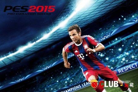 Pro Evolution Soccer 2015 Trainer version 1.01 + 4