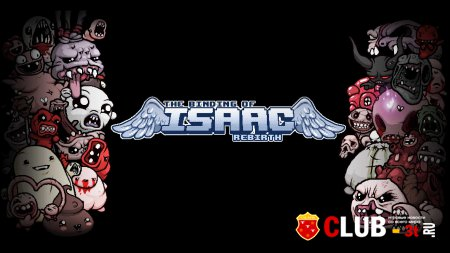 The Binding of Isaac Rebirth Трейнер version 1.022 + 6