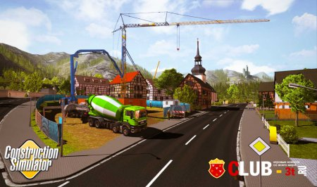 Construction Simulator 2015 Trainer version 1.0 + 1